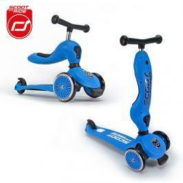 Highwaykick 2w1 jeździk i hulajnoga dla dzieci 1-5 lat - niebieska