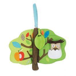 Miękka książeczka z gryzakiem Treetop