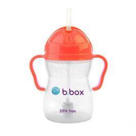 Innowacyjny kubek-niekapek b.box neon - arbuzowy