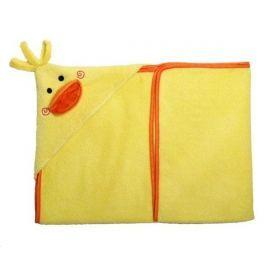 Ręcznik mały z kapturkiem - kaczuszka