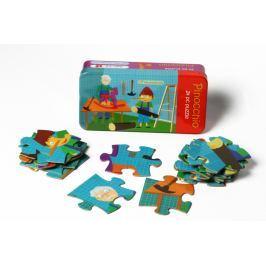 Puzzle The Purple Cow - Pinokio (24 el.)