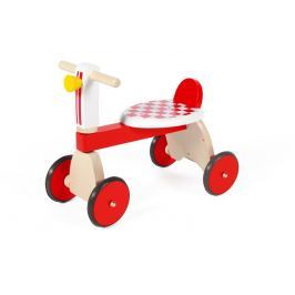 Drewniany jeździk 4-kołowy - Formuła 1