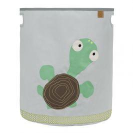 Kosz na zabawki Lassig Wildlife - żółw