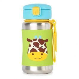 Bidon stalowy dla dzieci Skip Hop Zoo - żyrafa