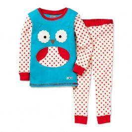 Piżama Zoojamas Skip Hop SOWA - rozm. 4 lata