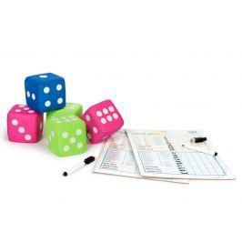 Kostki do gry XL Buiten Speel - gra w kości dla dzieci