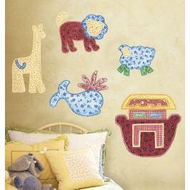 Naklejki naścienne Wallies - dekoracja wielkoformatowa: zwierzęta