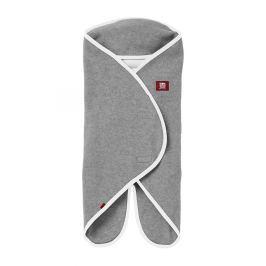 Rożek-otulacz Red Castle Babynomade Double Fleece - Grey/White (6-12mc.) Pozostałe wyposażenie pokoju dziecięcego
