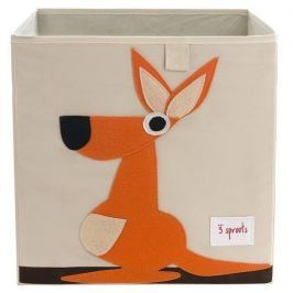 Pudełko na zabawki - kangur