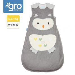 Śpiworek Grobag -2,5 tog- Ollie The Owl (0-6 m-cy)