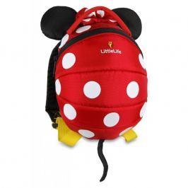Plecak Little Life (1-3): Disney - czerwona Myszka Minnie
