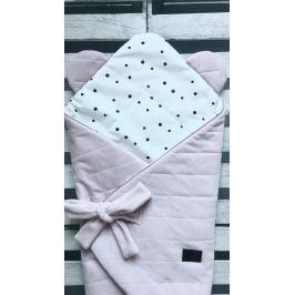 Rożek niemowlęcy Royal Baby - pink
