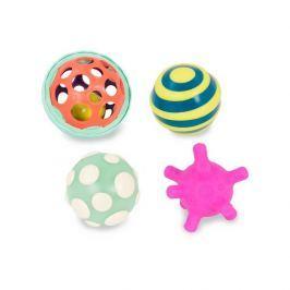 Zestaw wyjątkowych piłek sensorycznych B.Toys - Ball-a-balloos
