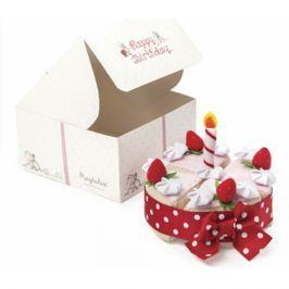 Pluszowy tort urodzinowy Ragtales w pudełeczku