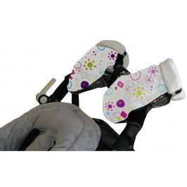 Mufka-rękawice do wózka Tris&Ton - mouse