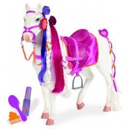 Duży koń z akcesoriami Our Generation - biały