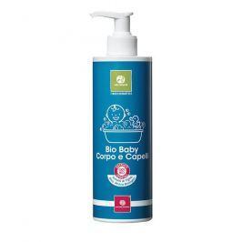 Bio płyn do mycia ciała i włosów dzieci (400 ml)