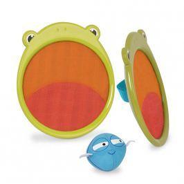 Gra zręcznościowa b.toys - łapki na rzep i piłka - critter catchers frankie the frog