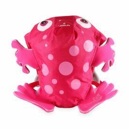 Plecak Little Life (3+): SwimPack na plażę i basen - różowa żaba