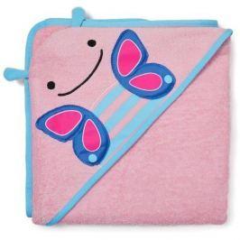 Duży ręcznik dla dzieci z kapturem Skip Hop - motyl
