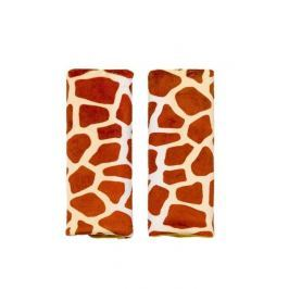 Nakładki na pasy 1-4 lata Sawanna - żyrafa