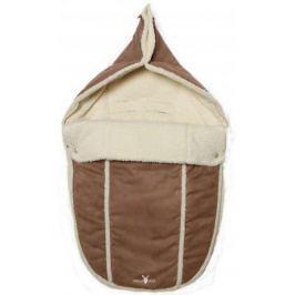 Śpiworek do wózka i fotelika Nore (0-12 mcy) - Chocolate
