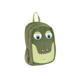 Plecak Little life (3+): SchoolPack do szkoły - krokodyl
