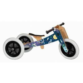 Wishbone Bike - Rowerek biegowy - Space 3w1