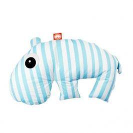 Poduszka 3 w 1 - niebieski hipopotam