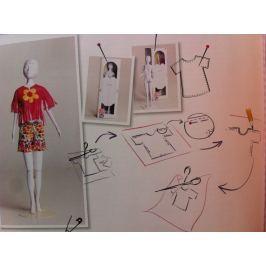 Książka o modzie i nauce szycia dress your doll