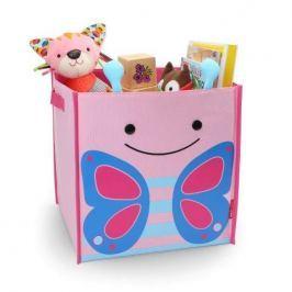 Pudło na zabawki ZOO JUMBO - motyl