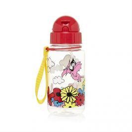 Bidon dla dzieci Zip&Zoe - Floral bright
