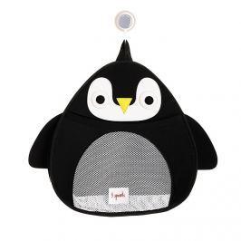 Organizer kąpielowy - pingwin