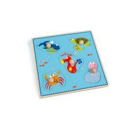 Puzzle z uchwytem - morze