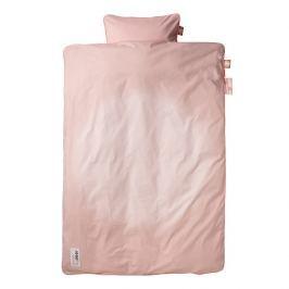 Pościel dla dzieci Candyfloss (100x70 + 40x45) - różowa