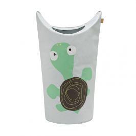 Kosz na pranie lub zabawki Lassig Wildlife - żółw