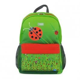 Tornister dla dzieci Let's go! - Large (6-9lat)- Ladybirds