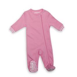 Pajacyk dla dziecka - różowy (0 m)