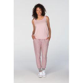Spodnie ciążowe i pociążowe Cool Mama - różowe
