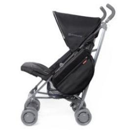Boczna torba do wózka Saddle Bag - black