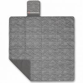 Kolorowy koc piknikowy Skip Hop - grey feather