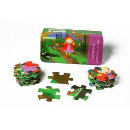Puzzle The Purple Cow - Kapturek (35 el.)