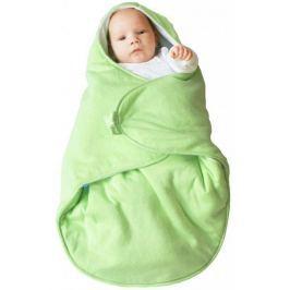 Otulacz - śpiworek Coco Wallaboo - Lily green