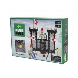 Klocki konstrukcyjne Plus Plus Mini - 760 szt. - zamek rycerzy