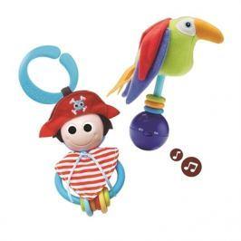 Muzyczny zestaw grzechotek Yookidoo - pirat