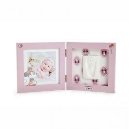 Ramka Disney Baby - różowa Minnie