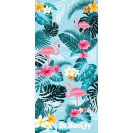 Antybakteryjny ręcznik szybkoschnący L - Tropical