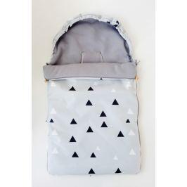 Śpiwór nieprzemakalny wiosenno-letni Samiboo Superb Mini z regulowaną grubością - trójkąty