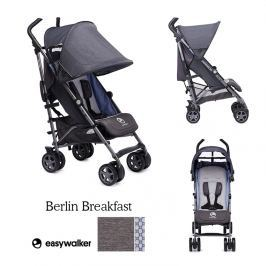 Wózek spacerowy Buggy + by Easywalker - Berlin Breakfast