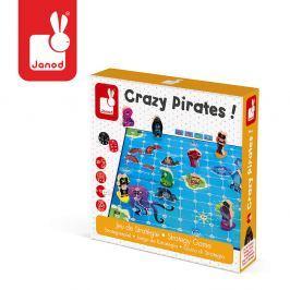 Gra strategiczna Janod - Zwariowani piraci